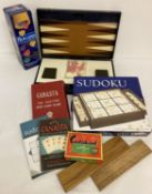 A quantity of assorted vintage and modern games.