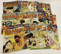 43 issues of The Beano comic, dating from 2000-2003.