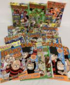 41 issues of The Beano comic, all dating from 2013.