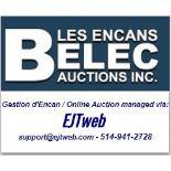 Gestion d'Encan en ligne / Online Auction Management viaEJTweb Contactez-nous pour assistance