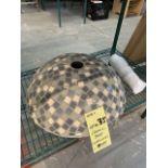 Base de parasol, céramique