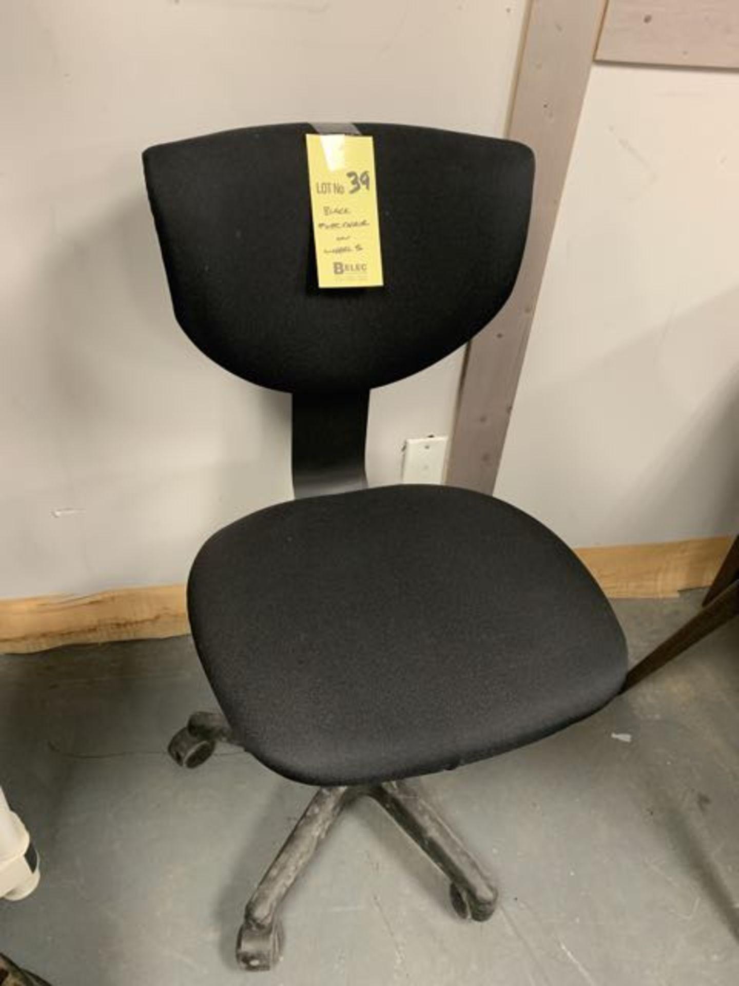 Chaise sténo