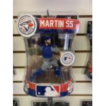 Lot de (18) figurines MARTIN #55 - Blue Jays