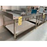 Table d'équipement # ESTAN 4830 - 48 x 30