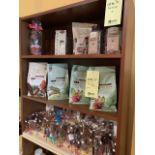 Lot de Chocolats et produits + 50 +/- mrcx