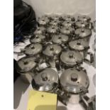 Lot approx 45 cremiere