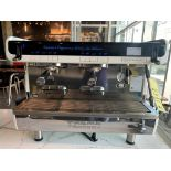 SUPERBE Machine à Cappuccino FAEMA # TEOREMA - 2 tetes- COMME NEUF