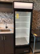 TRUE réfrigerateur 1 Porte vitrée # GDH 23 HC # TS L01 - Comme Neuf