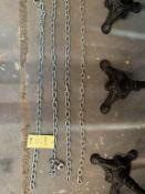 Lot de chaines 12' UNC
