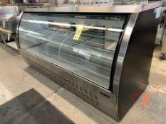 SUPER Comptoir/ présentoir réfrigéré NEWAIR - # NDC032CG - À GRAVITÉ - 2018 - 82 x 32''