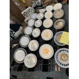 Lot de (21) LED ampoules FLOOD lights - variées