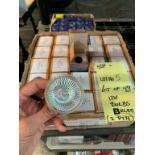Lot de (49) 12V ampoules 2 pin - NEUVES