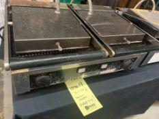 Lot de (3) presses panini POUR PIECES SEULEMENT - À RÉPARER
