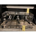 Belle Machine à Cappuccino / Espresso FIORENZATO- 3 têtes (F)