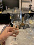 Lot de 10 verres vin (F)