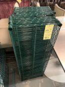 """Lot de 2 racks METRO démontés 48 x 18 """""""