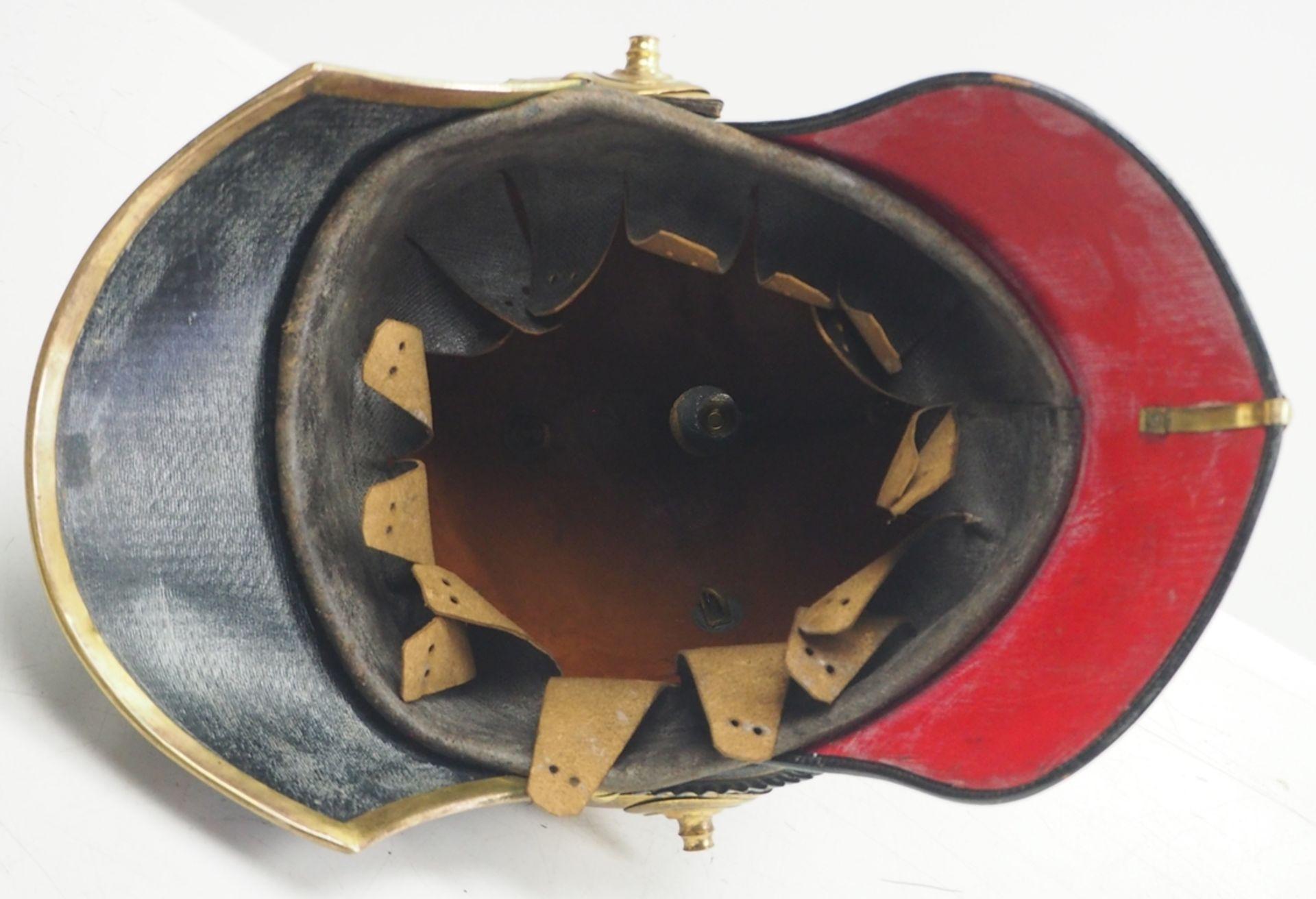 Preussen: Helm für Dragoner-Offiziere Modell 1842. - Bild 5 aus 5
