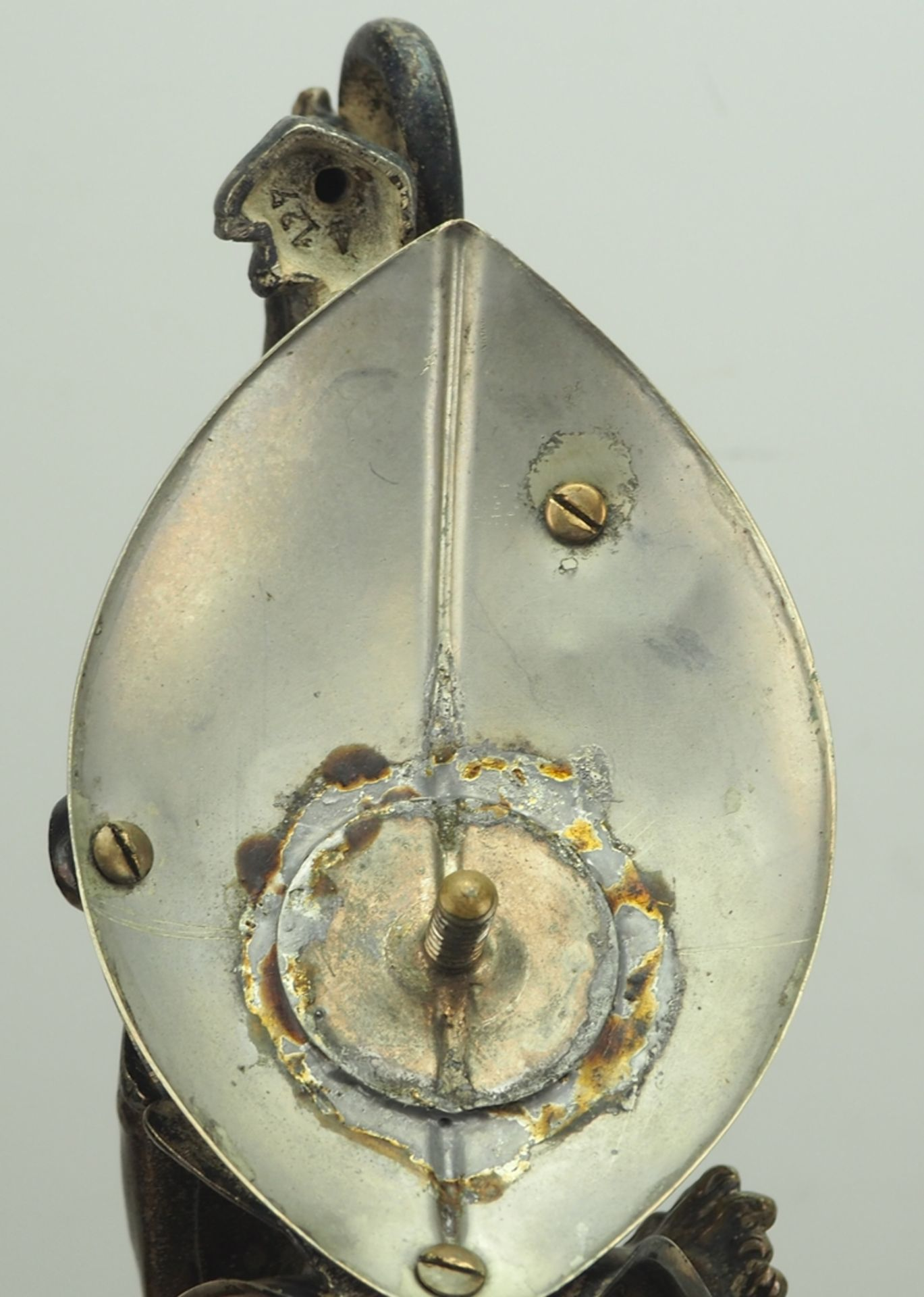 Sachsen: Königlich Sächsisches Garde-Reiter-Regiment, Helm für Mannschaften mit - Bild 10 aus 11