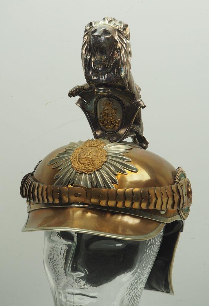 Sammlung E.W. Ashwick, Col. USAF-Ret.- Kaiserliche Helme und Kopfbedeckungen