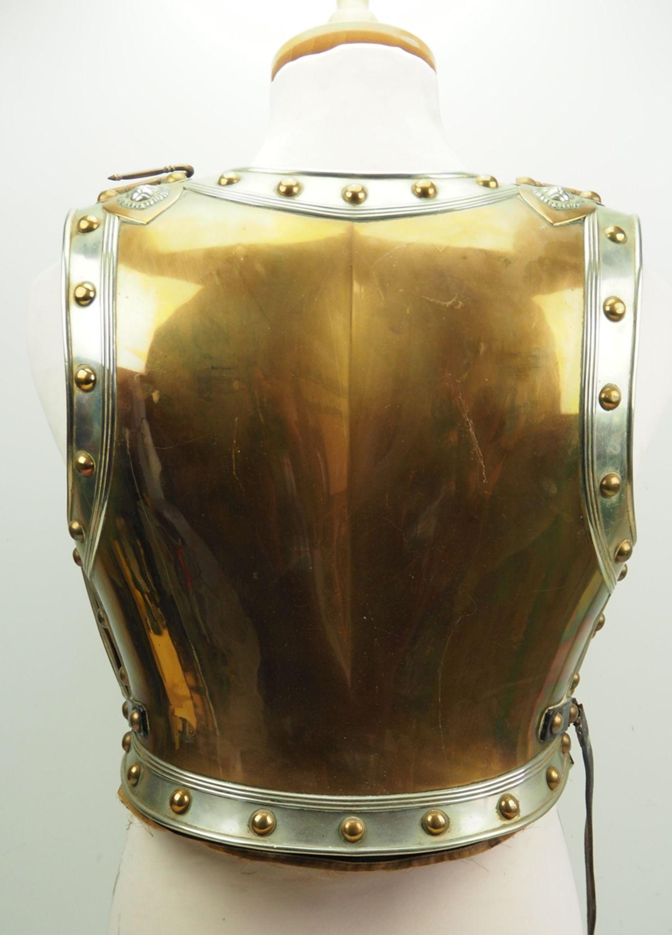 Preussen: Garde-Kürassier-Regiment, Parade-Kürass für Offiziere. - Bild 6 aus 7
