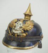 Braunschweig: Infanterie-Regiment Nr. 92 C III. Leib-Bataillon, Helm für Mannsc