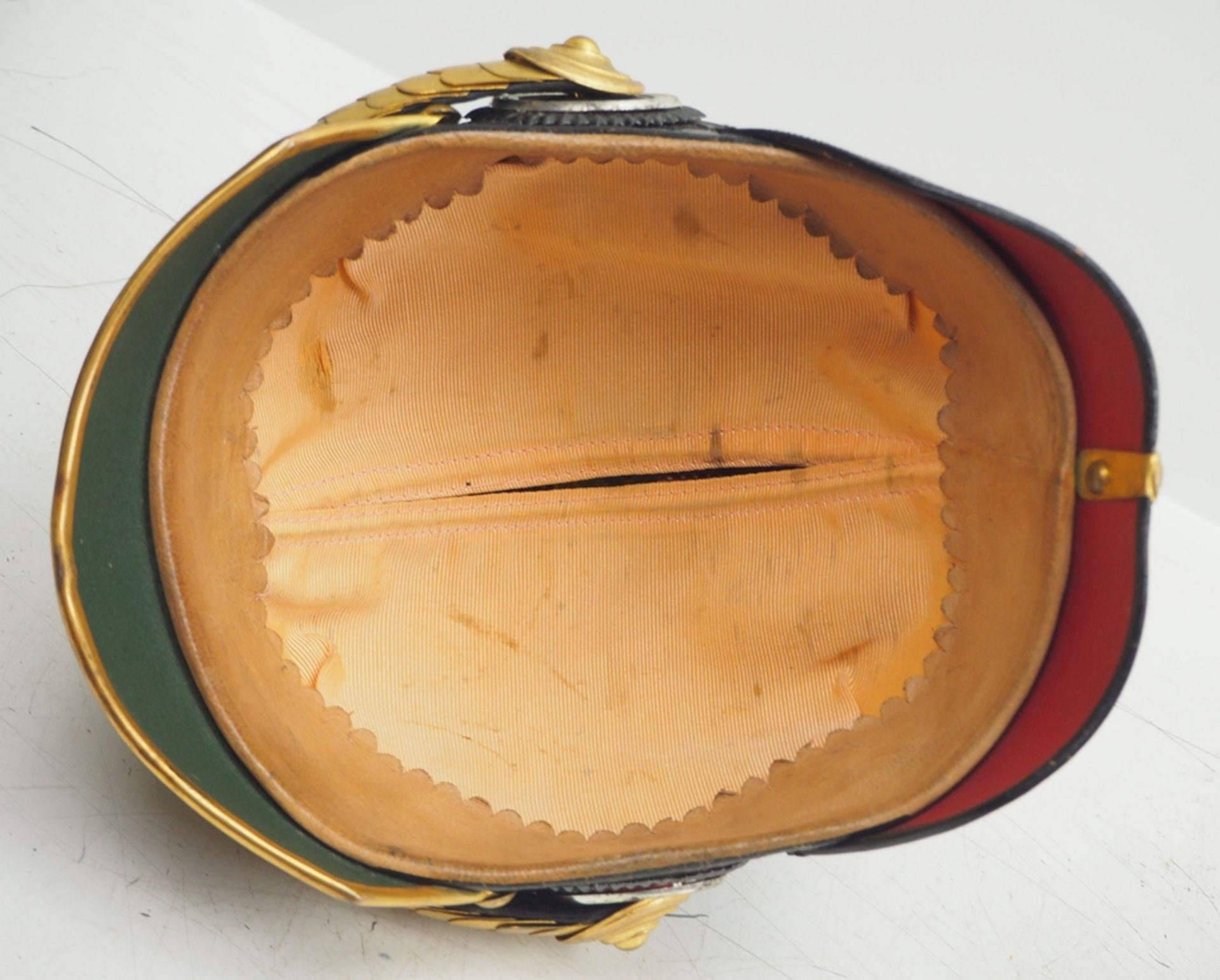 Preussen: Helm für Rossärzte. - Bild 5 aus 5
