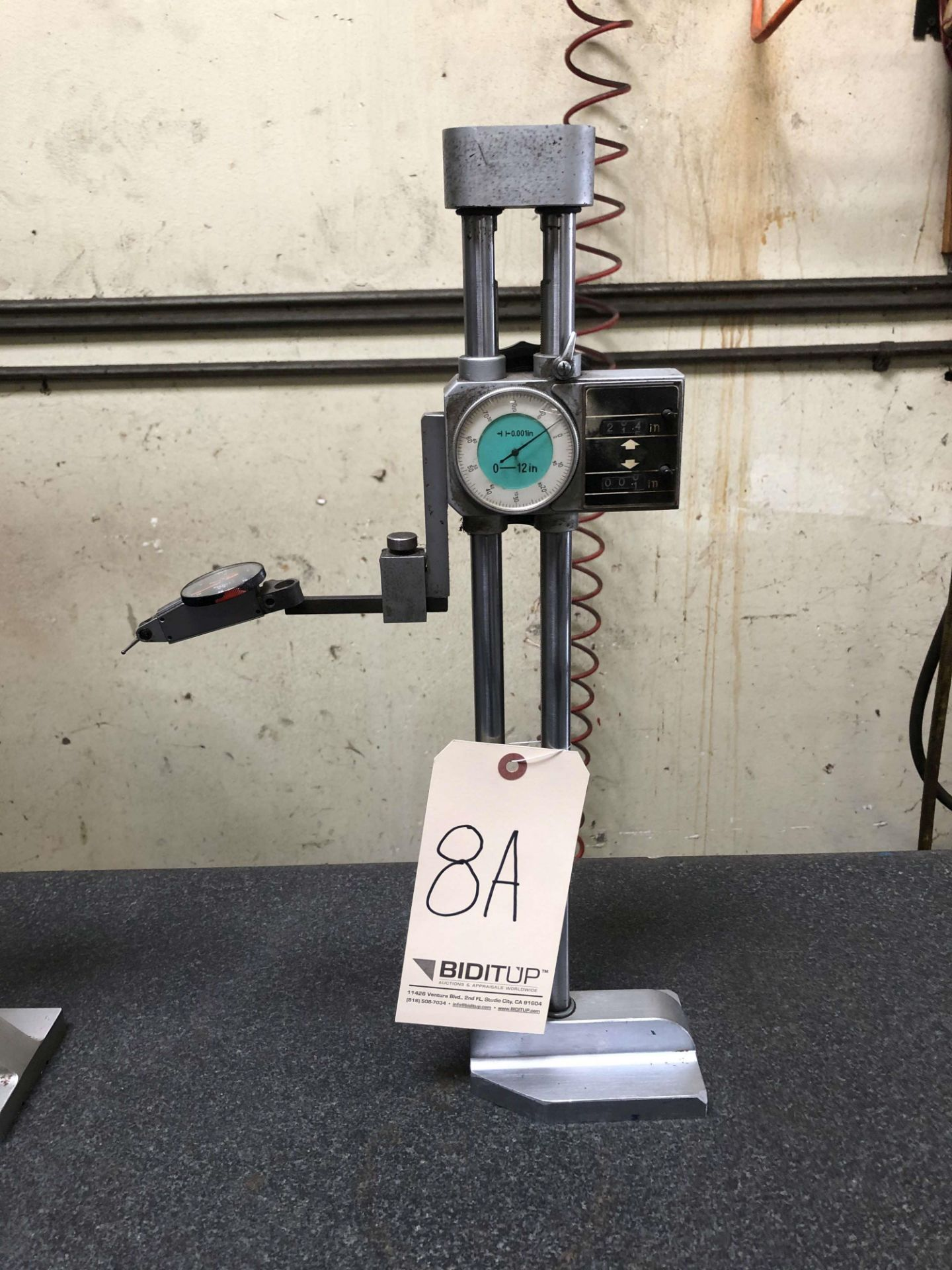 """Lot 8A - Brown & Sharpe 12"""" Height Gage"""