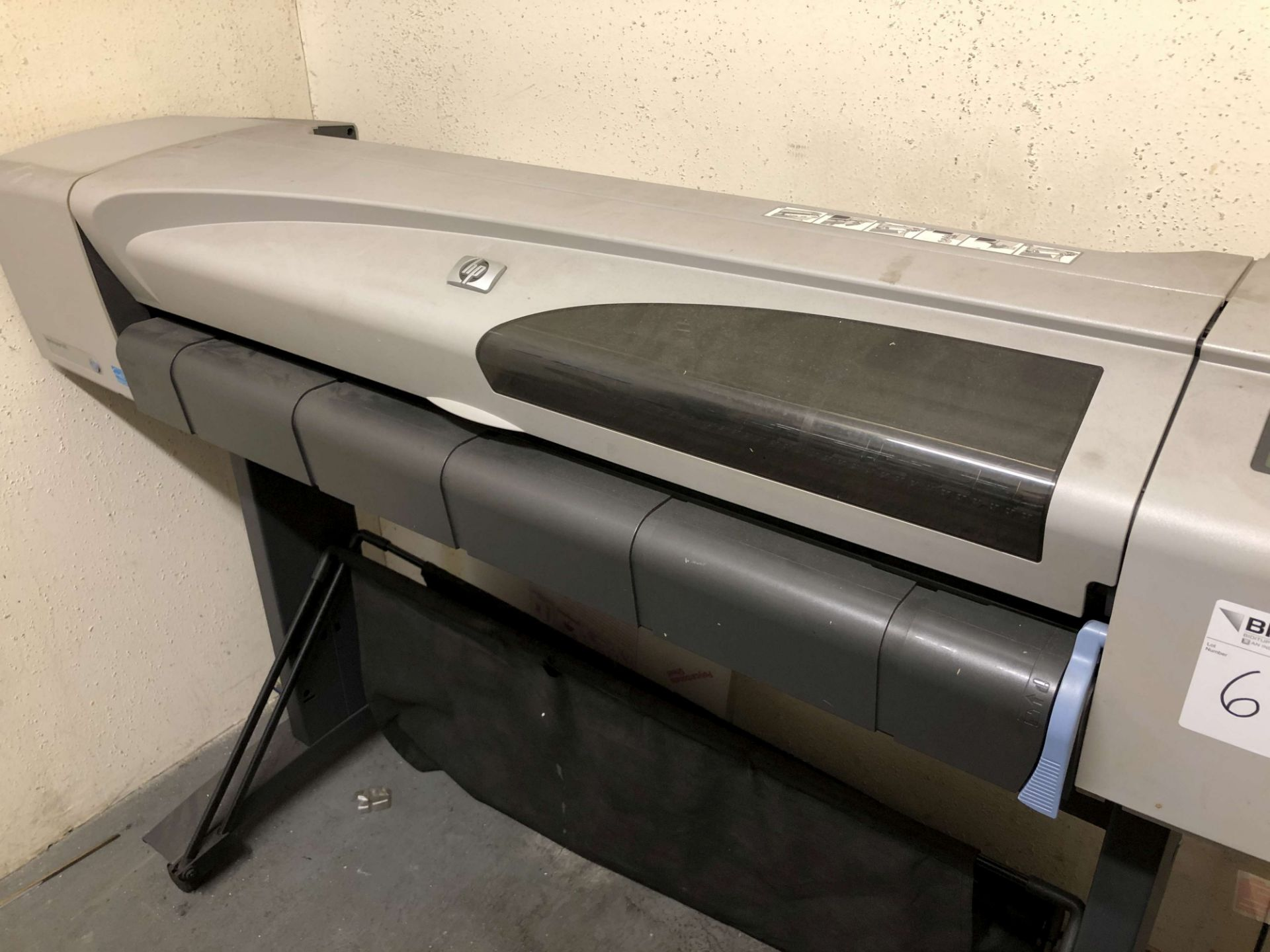 "Lot 69 - HP DesignJet 500 42"" Color Plotter"
