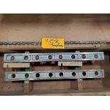 Busch Cast Iron Parallel Straight Edges