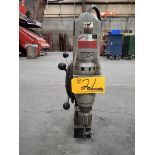 """Milwaukee (1) 3/4"""" Electromagnetic Adjustable Position Drill Press"""