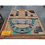 "Mitutoyo 12-16"" Micrometer Set"