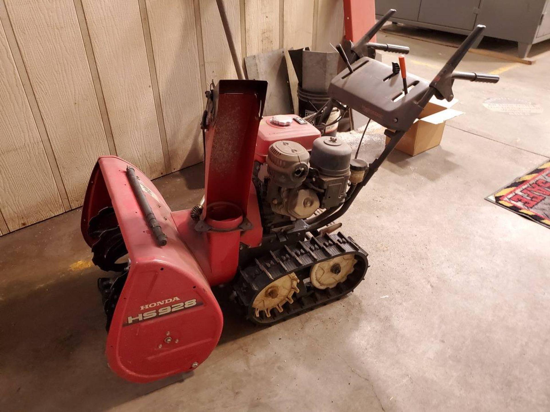 Lot 358 - Honda Snow Blower
