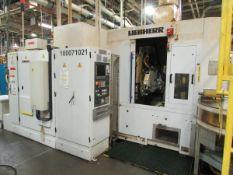 2005 Liebherr LC 120 CNC Gear Hobbing Machine
