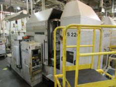 2007 Liebherr LFS 220 CNC Gear Shaping Machine