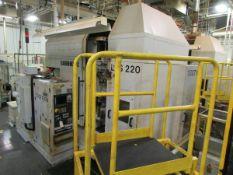 Liebherr LFS 220 CNC Gear Shaping Machine