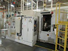 2006 Liebherr LC 180 CNC Gear Hobbing Machine