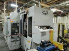 2005 Liebherr LC 80 CNC Gear Hobbing Machine