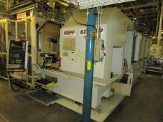 2006 Kapp KX 300P CNC Profile Gear Grinding Machine