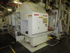 2007 Kapp CX 250 CNC Gear Honing Machine