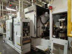 Liebherr LC 300 CNC Gear Hobbing Machine