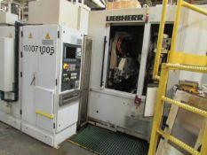 2007 Liebherr LC 120 CNC Gear Hobbing Machine