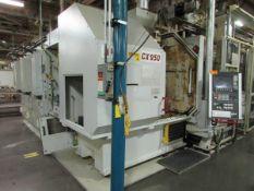 2006 Kapp CX 250 CNC Gear Honing Machine