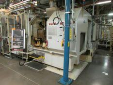 2005 Kapp KX 300P CNC Profile Gear Grinding Machine