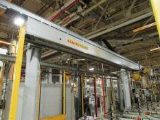 2007 Fanuc M-710iB/70T Overhead Gantry 6 Axis Material Handling Robot