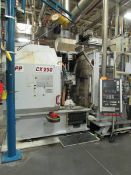 2005 Kapp CX 250 CNC Gear Honing Machine