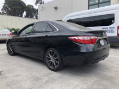 2015 Toyota Camry XSE Mid-Size Car, Odometer Read: 97,292 Miles on 5/30/2020, Back-Up Camera, VIN: