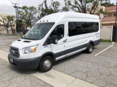 2017 Ford Transit 350HD XLT Passenger Van (High Roof), Odometer Read: 228,243 Miles on 5/12/2020,
