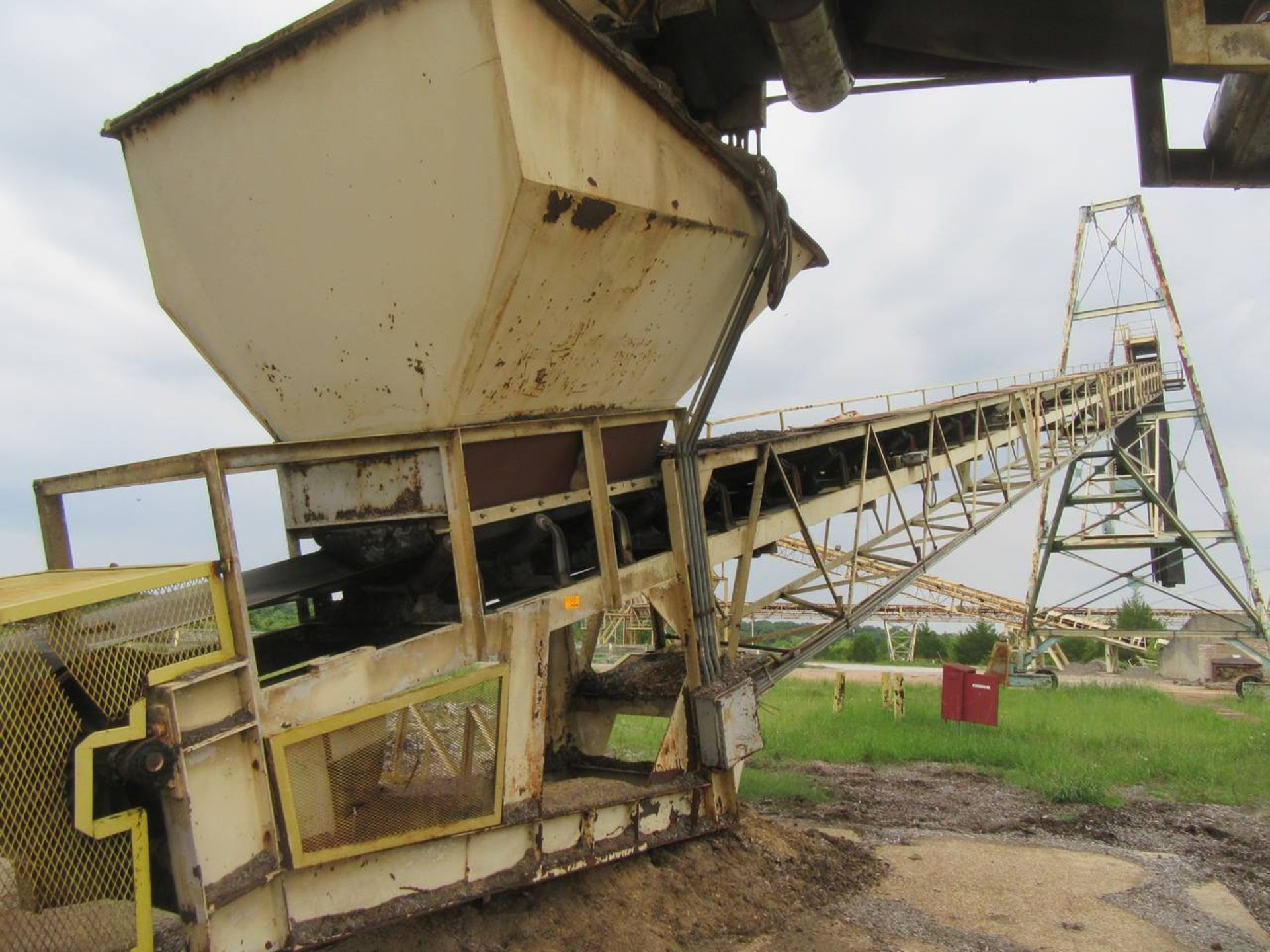 Lot 148 - Radial Chip Stacker