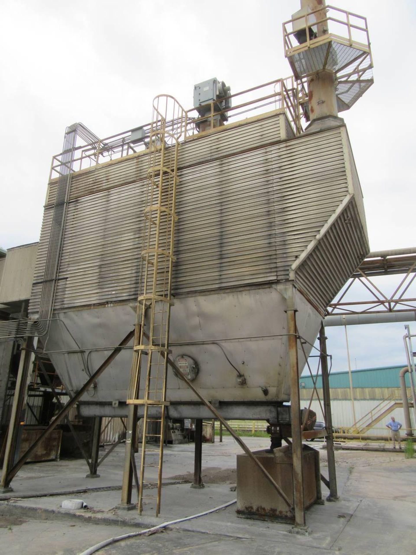 Lot 134 - Dry Electrostatic Precipitator