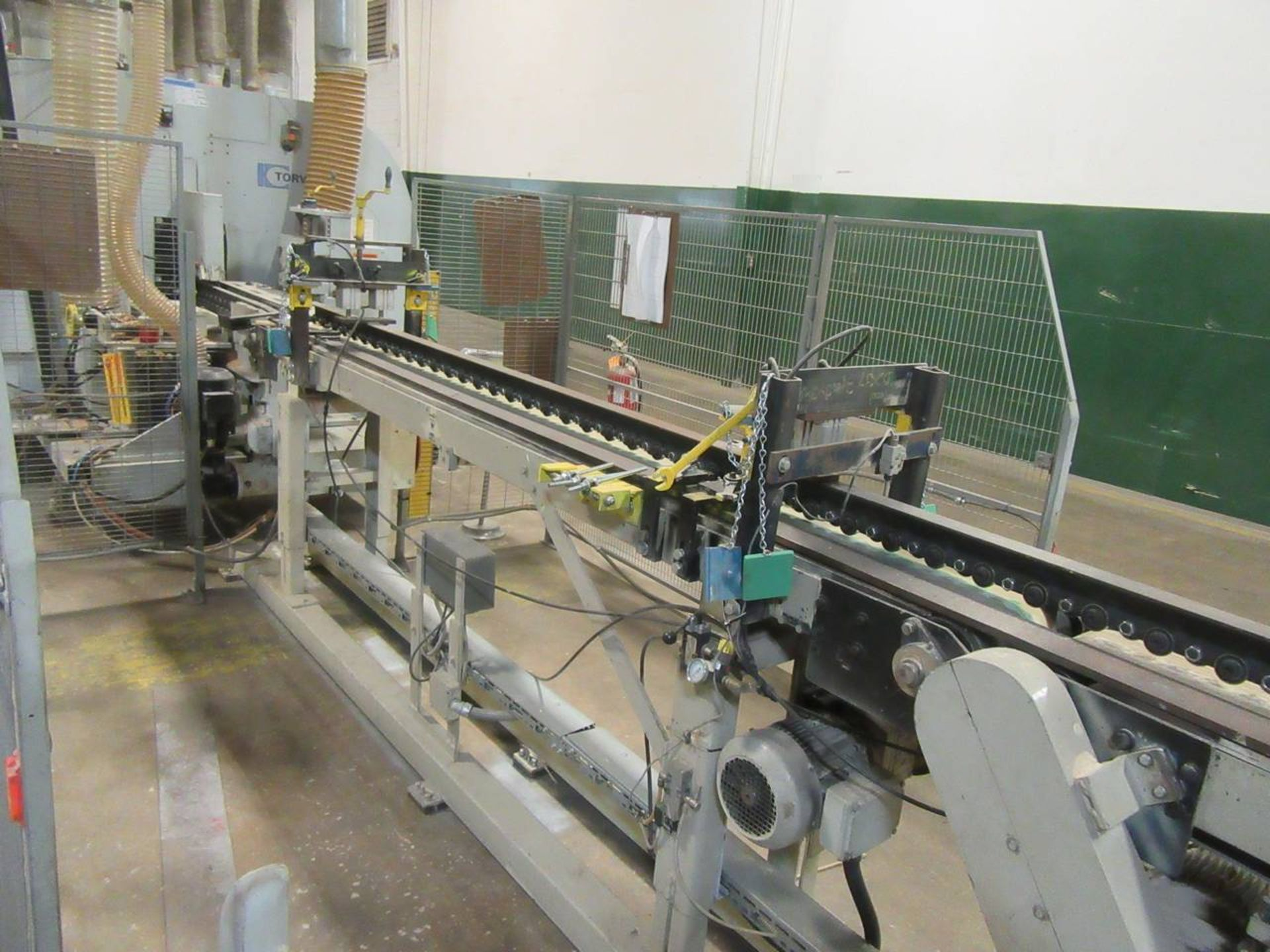 Lot 13 - Torwegge Moulder